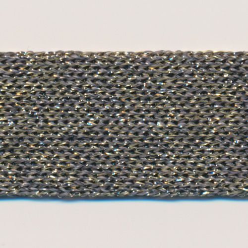 Antique Metallic Knit Tape #6