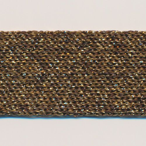 Antique Metallic Knit Tape #7