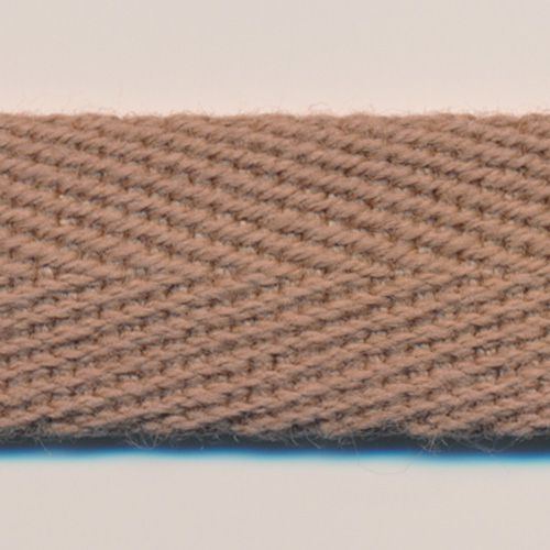 Cotton Herringbone Ribbon #12