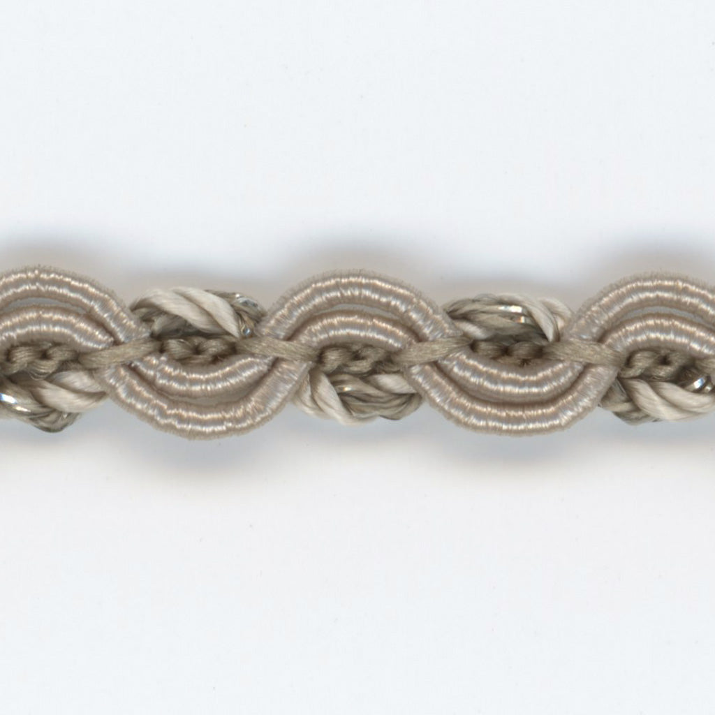 Antique Metallic Trimming Braid #162