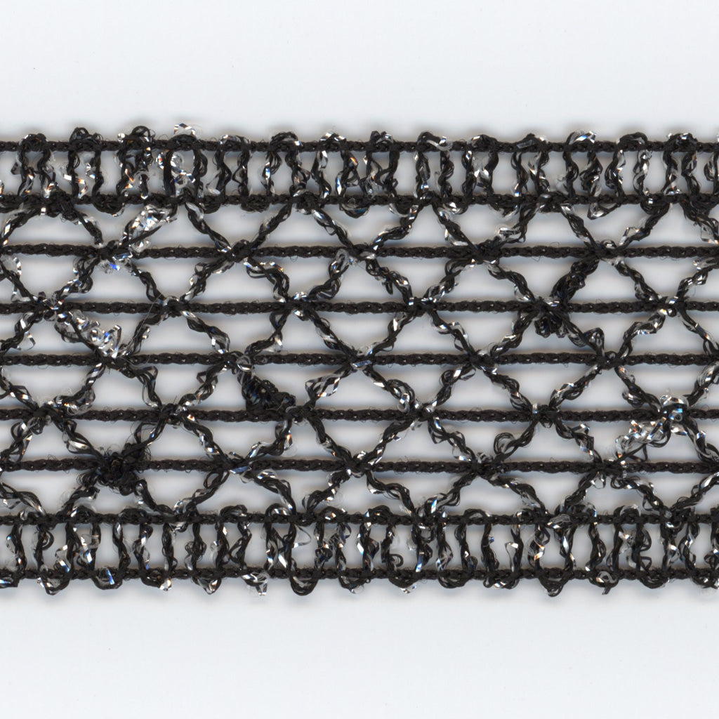 Lame Crochet Lace #7