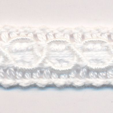 Cotton Lace Braid #01