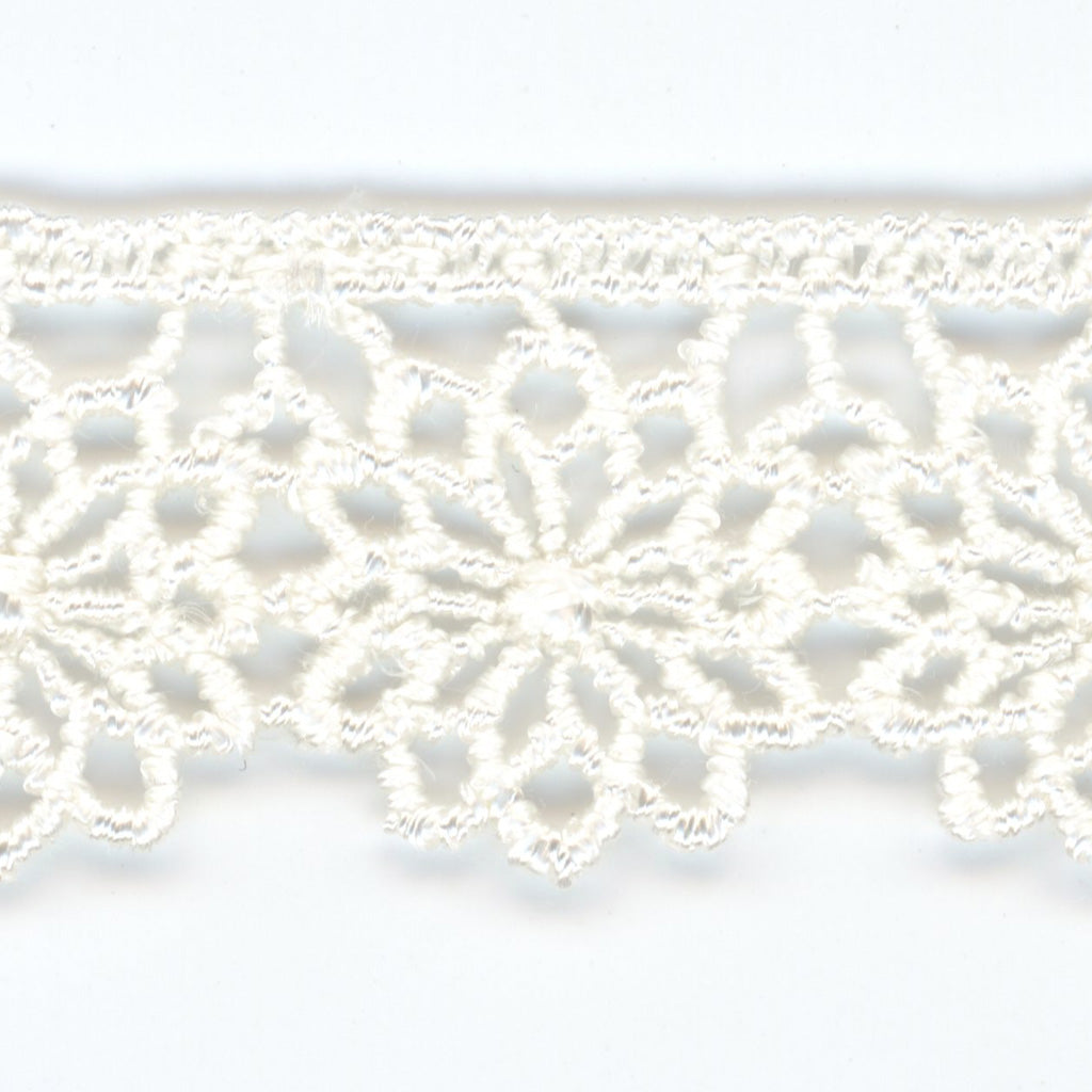Embroidered Chemical Lace #00