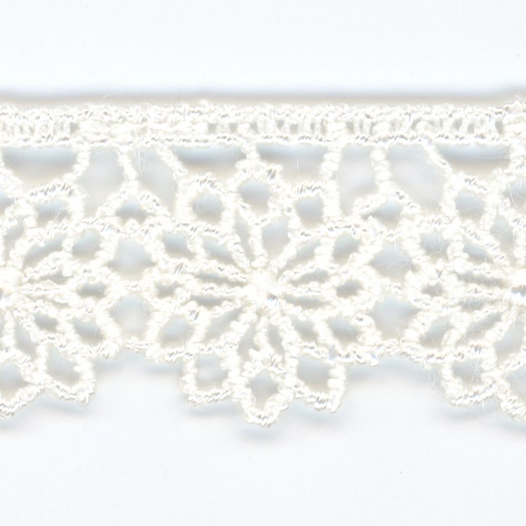 Embroidered Chemical Lace #01