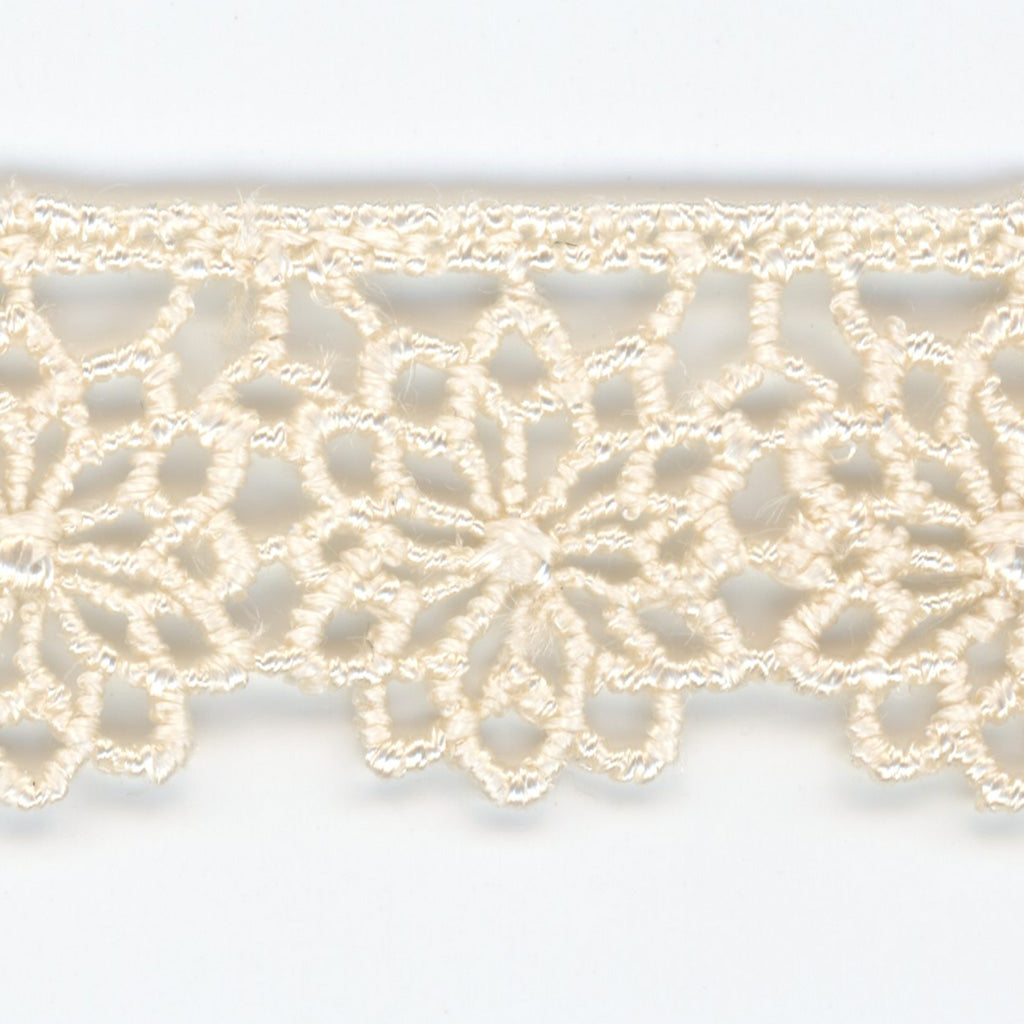 Embroidered Chemical Lace #158