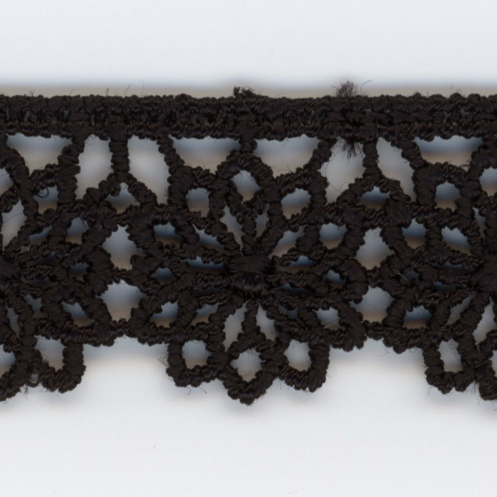 Embroidered Chemical Lace #50