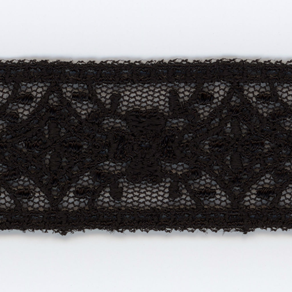 Embroidered Tulle Lace #50