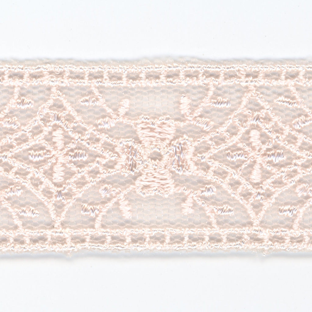 Embroidered Tulle Lace #60