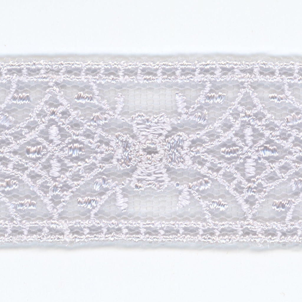 Embroidered Tulle Lace #93