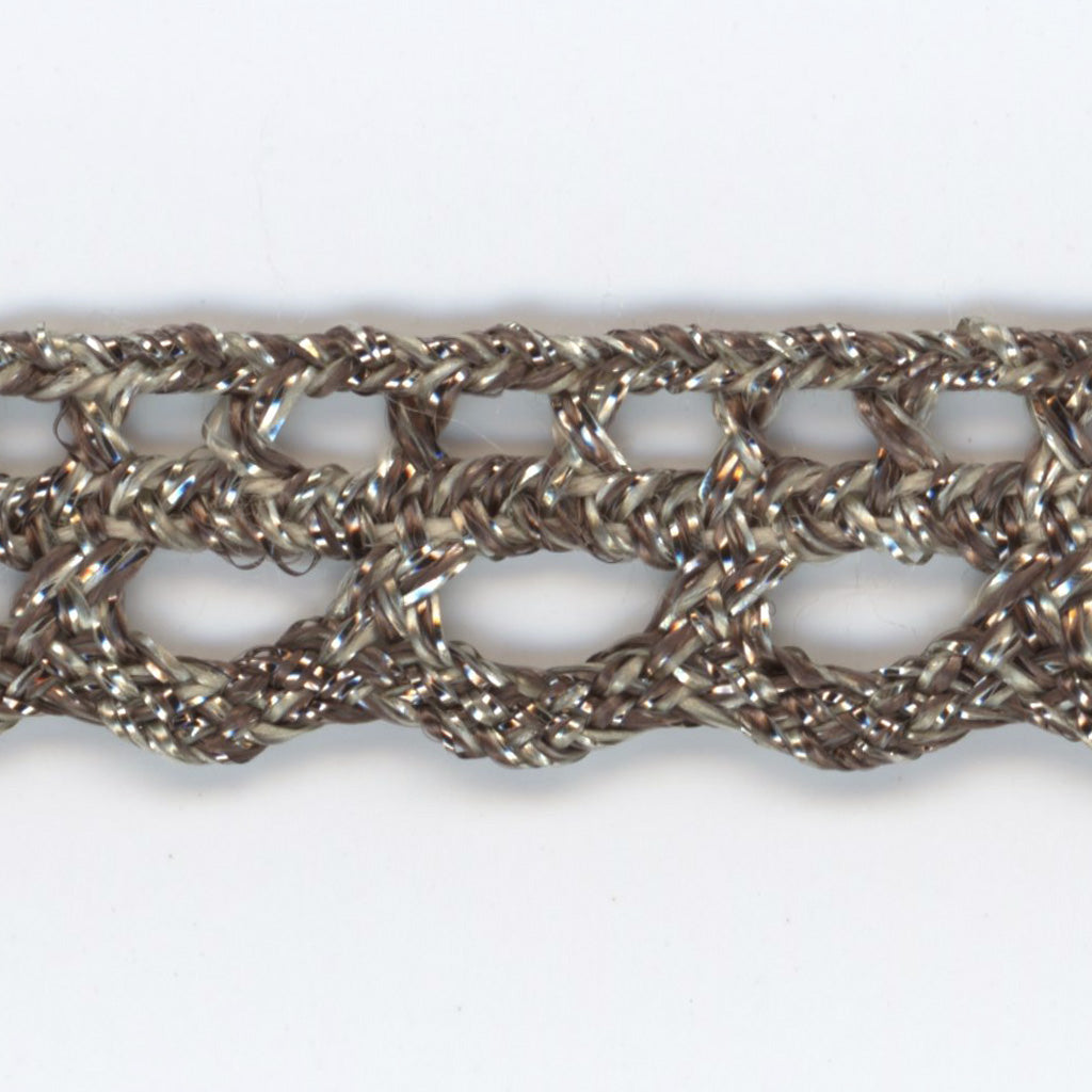 Antique Metallic Trimming Braid #5