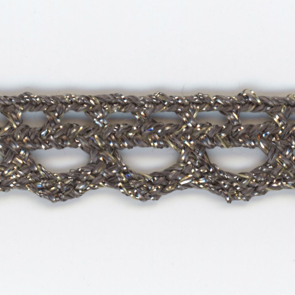 Antique Metallic Trimming Braid #6
