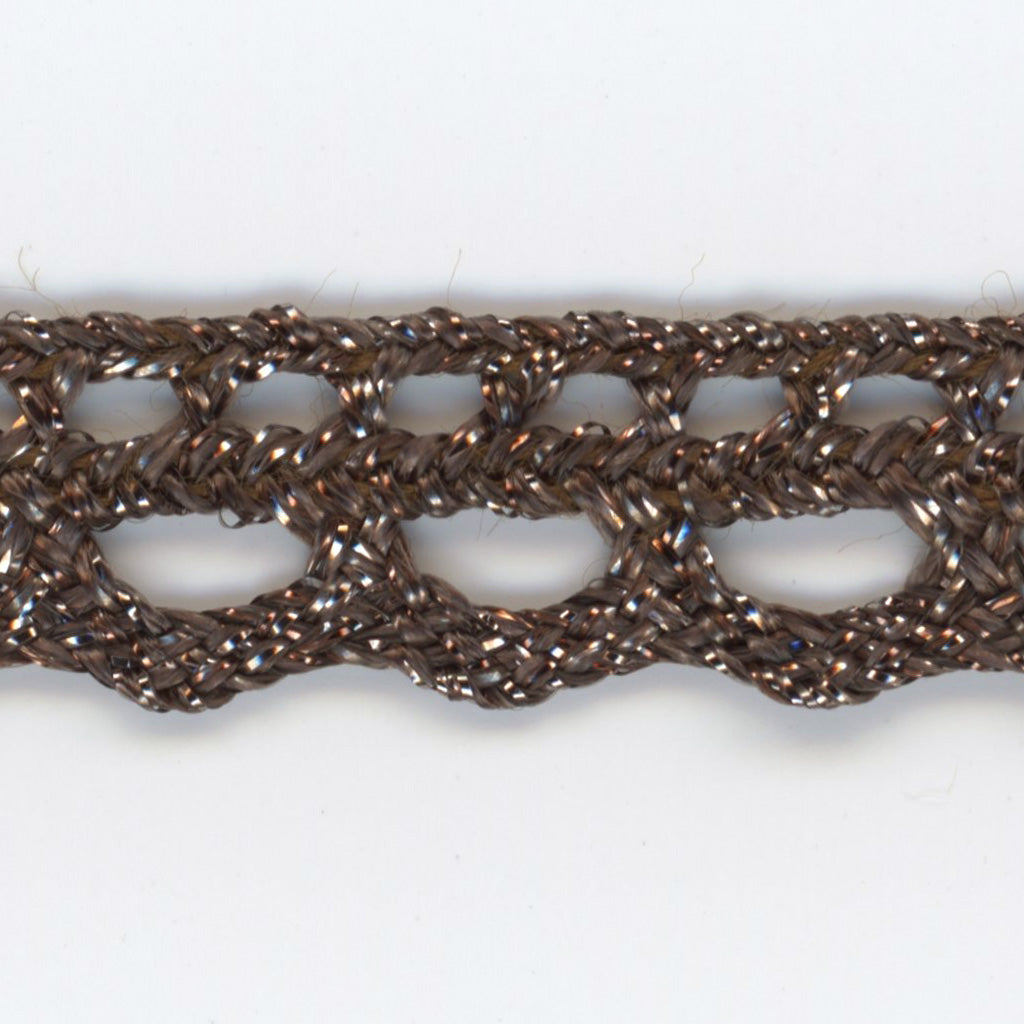 Antique Metallic Trimming Braid #8