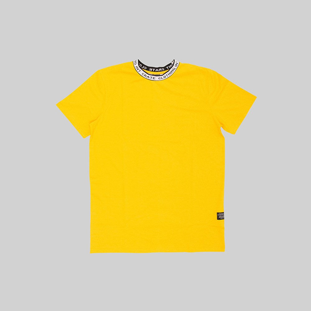 Mens Local T-Shirt Yellow
