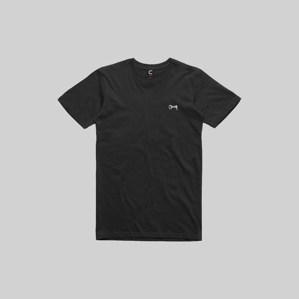 Mens Stamp T-Shirt Black
