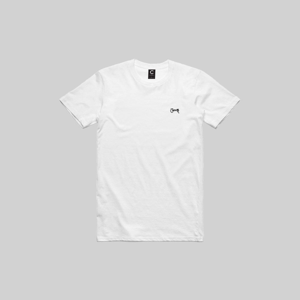 Mens Stamp T-Shirt White