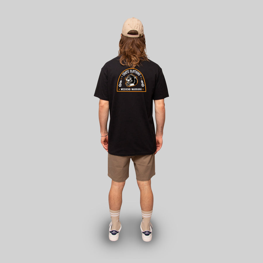 MENS WEEKEND WARRIOR T-SHIRT