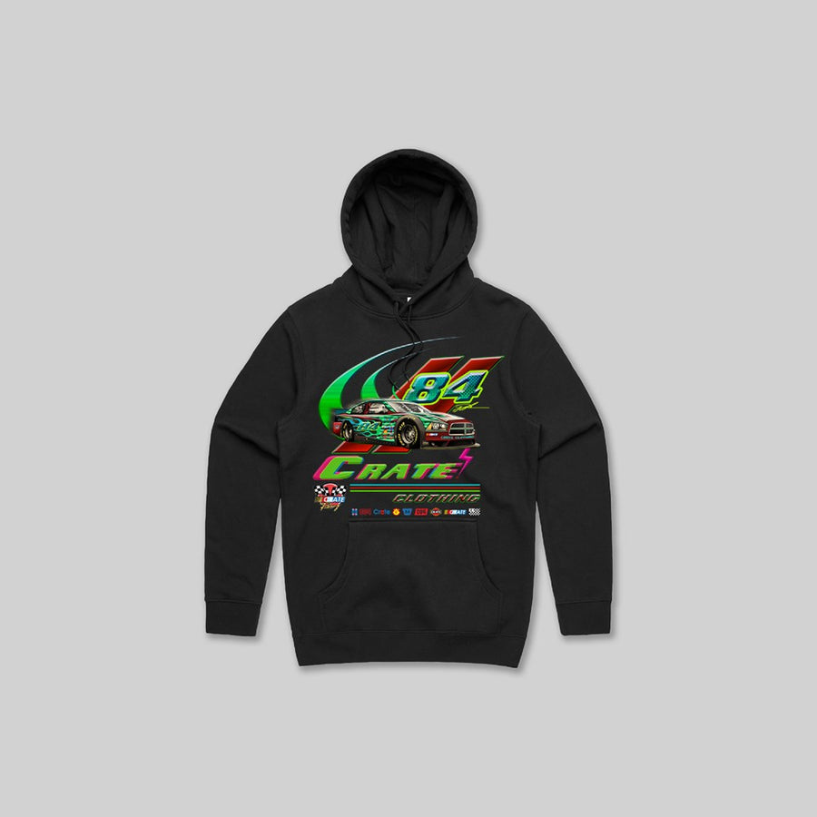 MEN'S CRATE TEAM RACING HOODIE