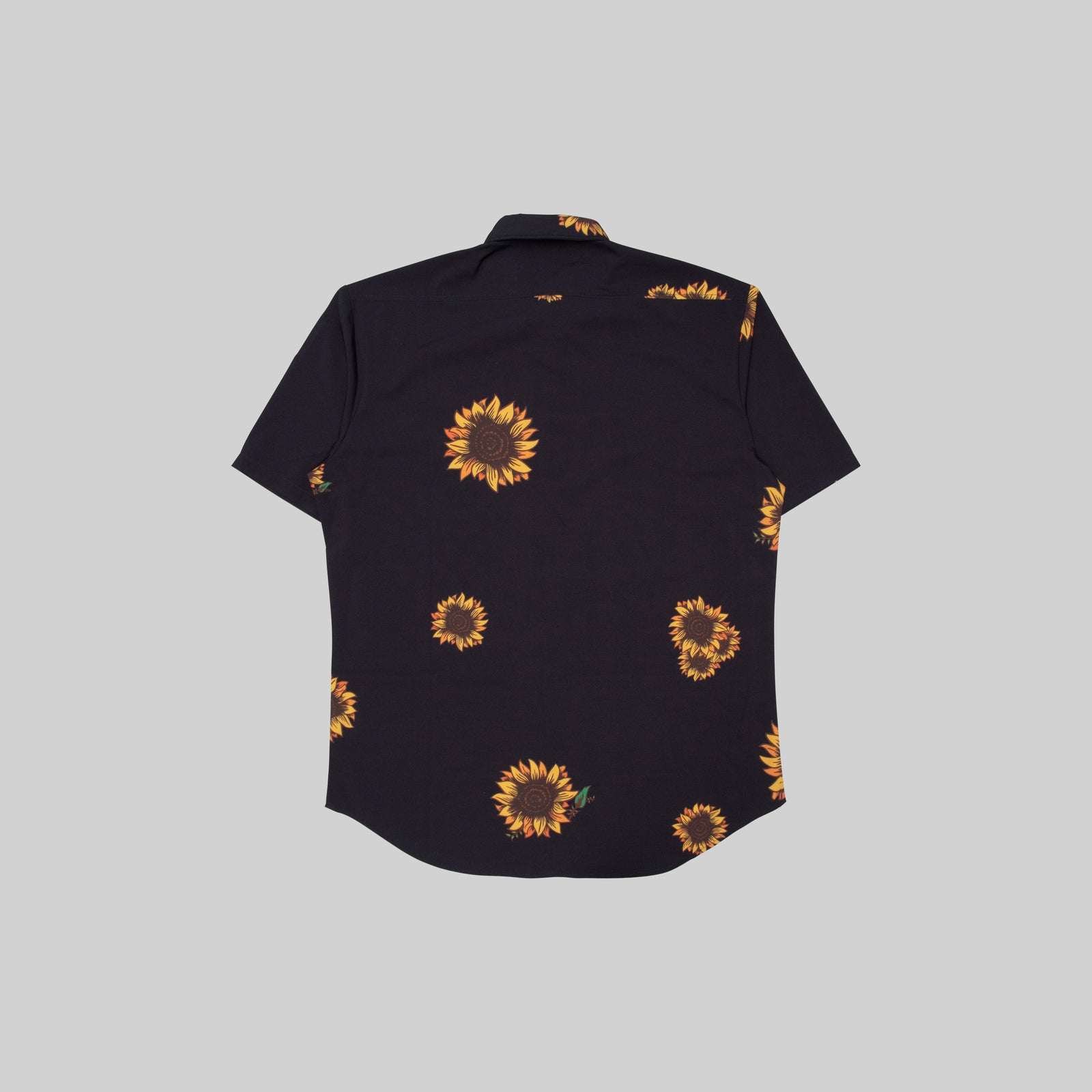 Mens Sunflower SS Shirt Black