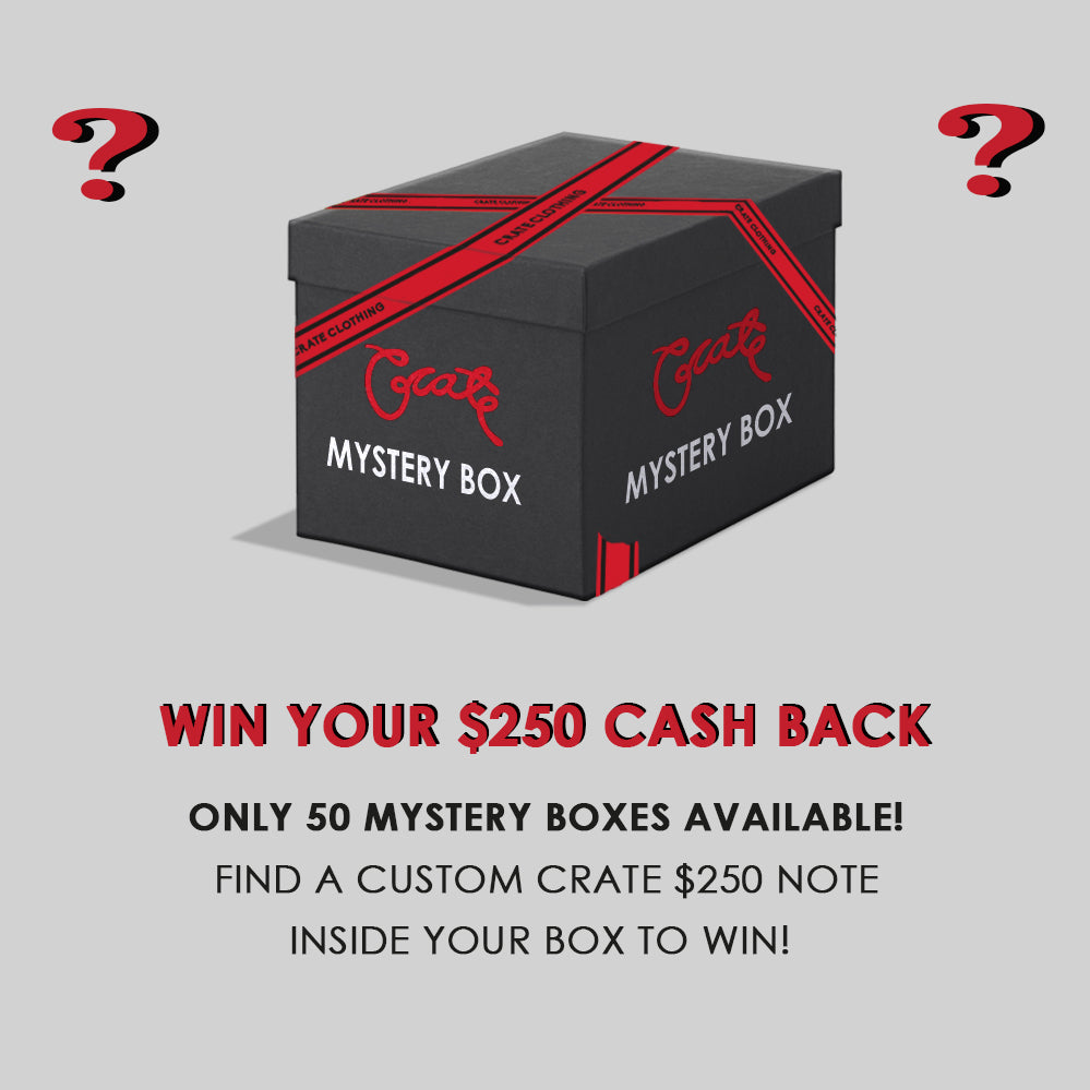Crate Women's Limited Mystery Box