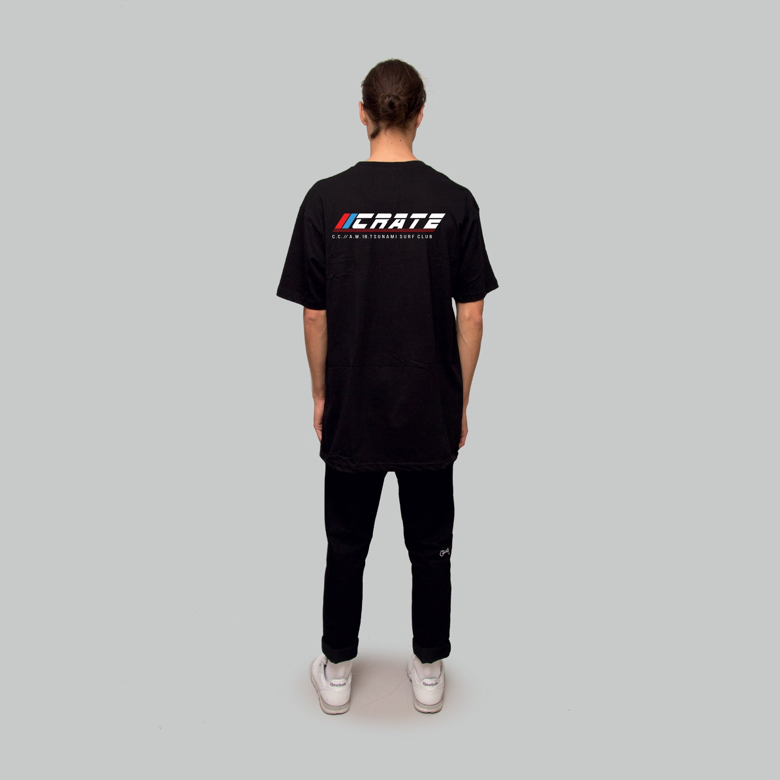 Mens Concept T-Shirt Black