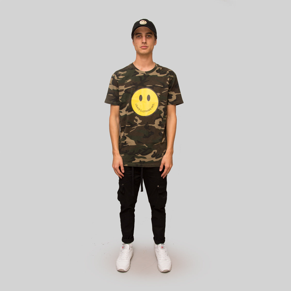 Mens Smiley T-Shirt