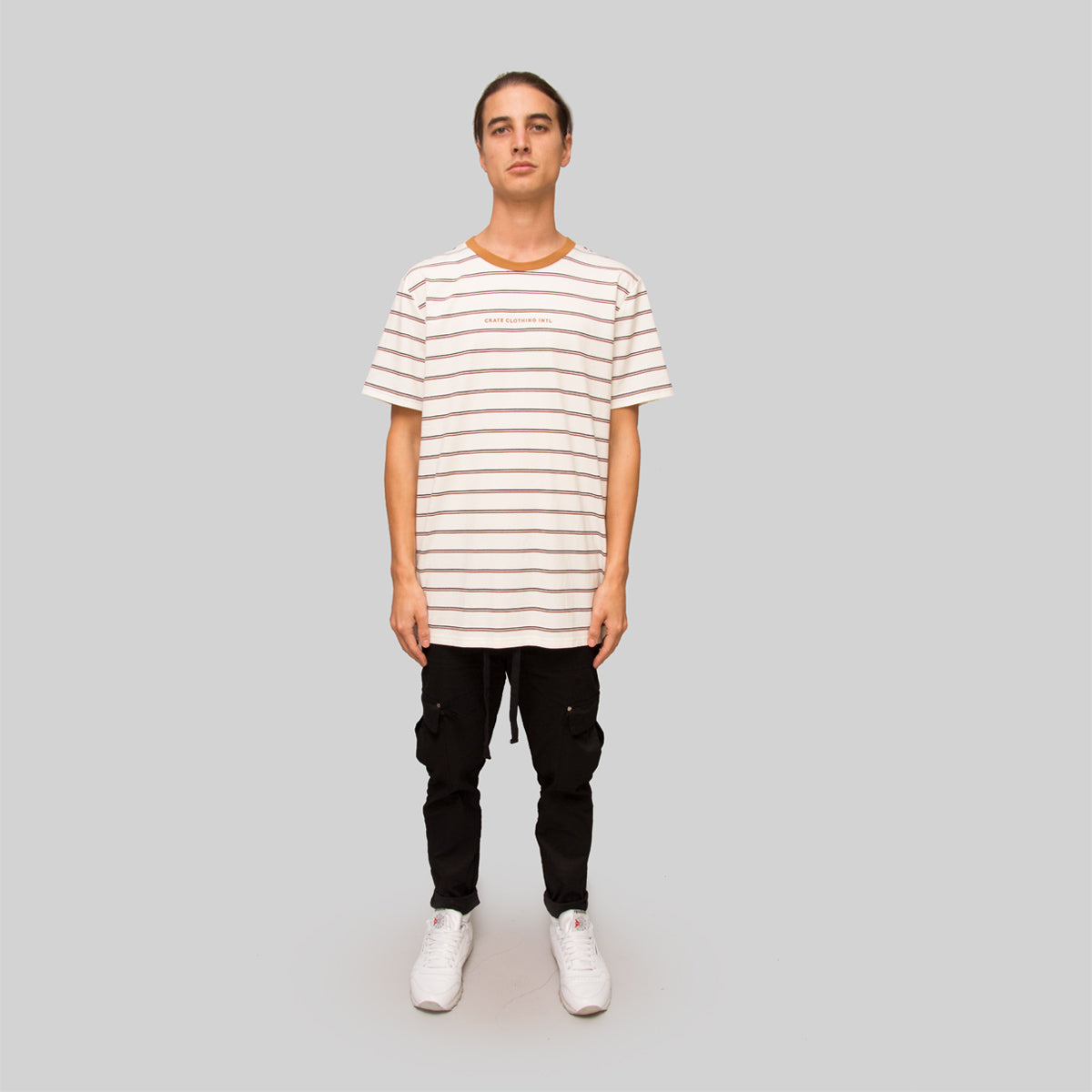 Mens Stripe T-Shirt