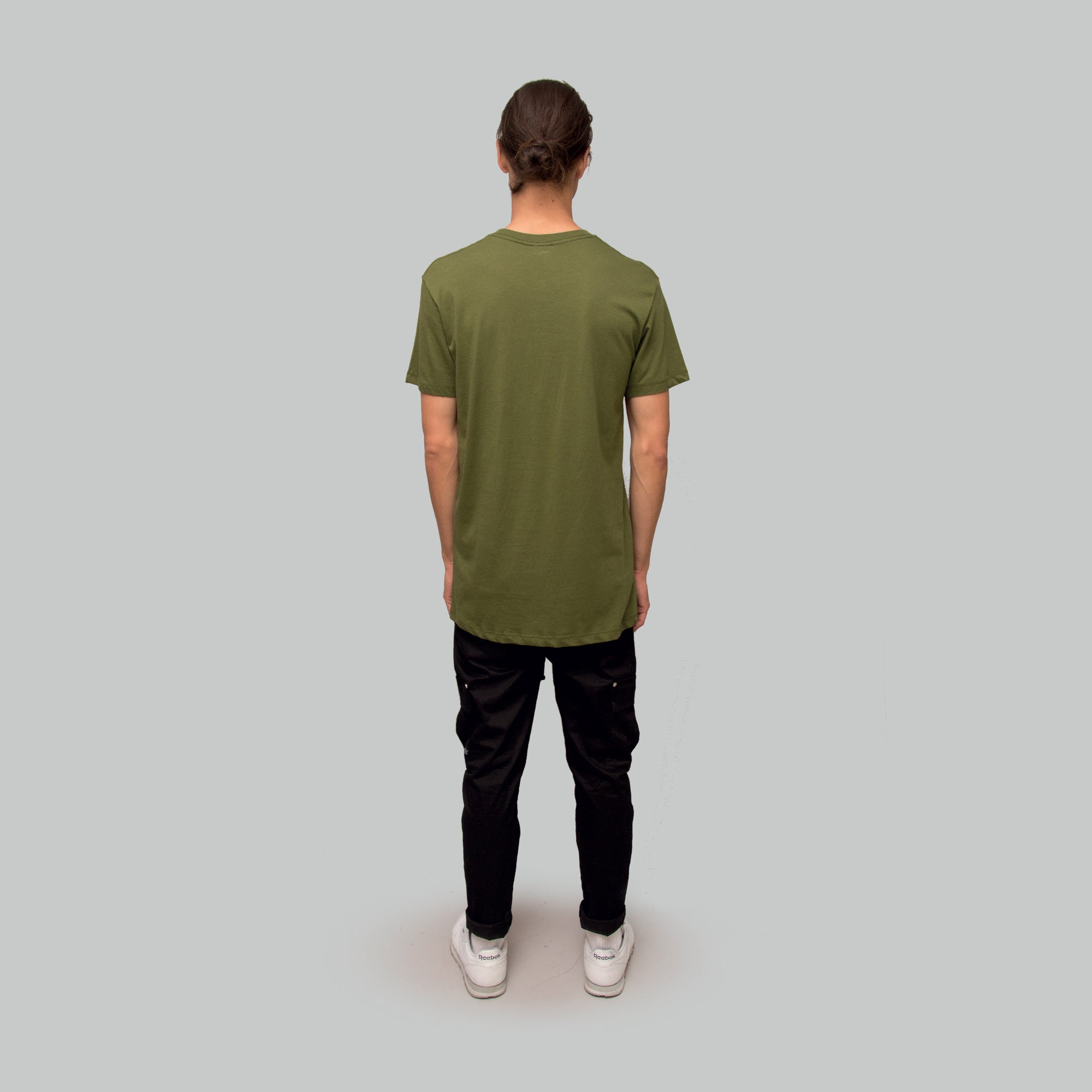 Mens Stamp 2.0 T-Shirt Khaki