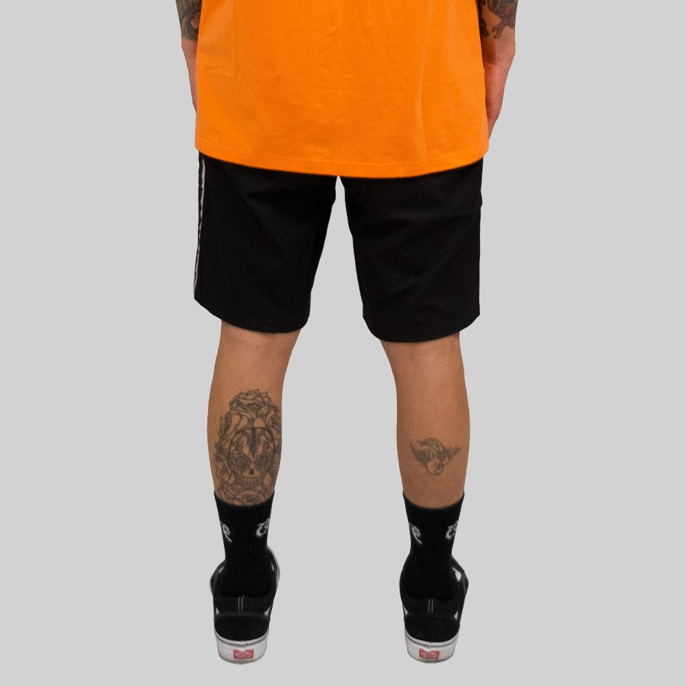 Mens V2 Tape Short Black