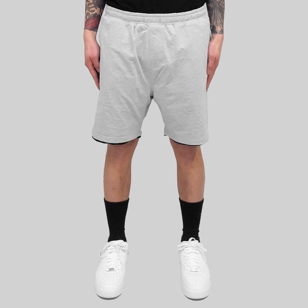 Mens Reversible Short Black/Grey
