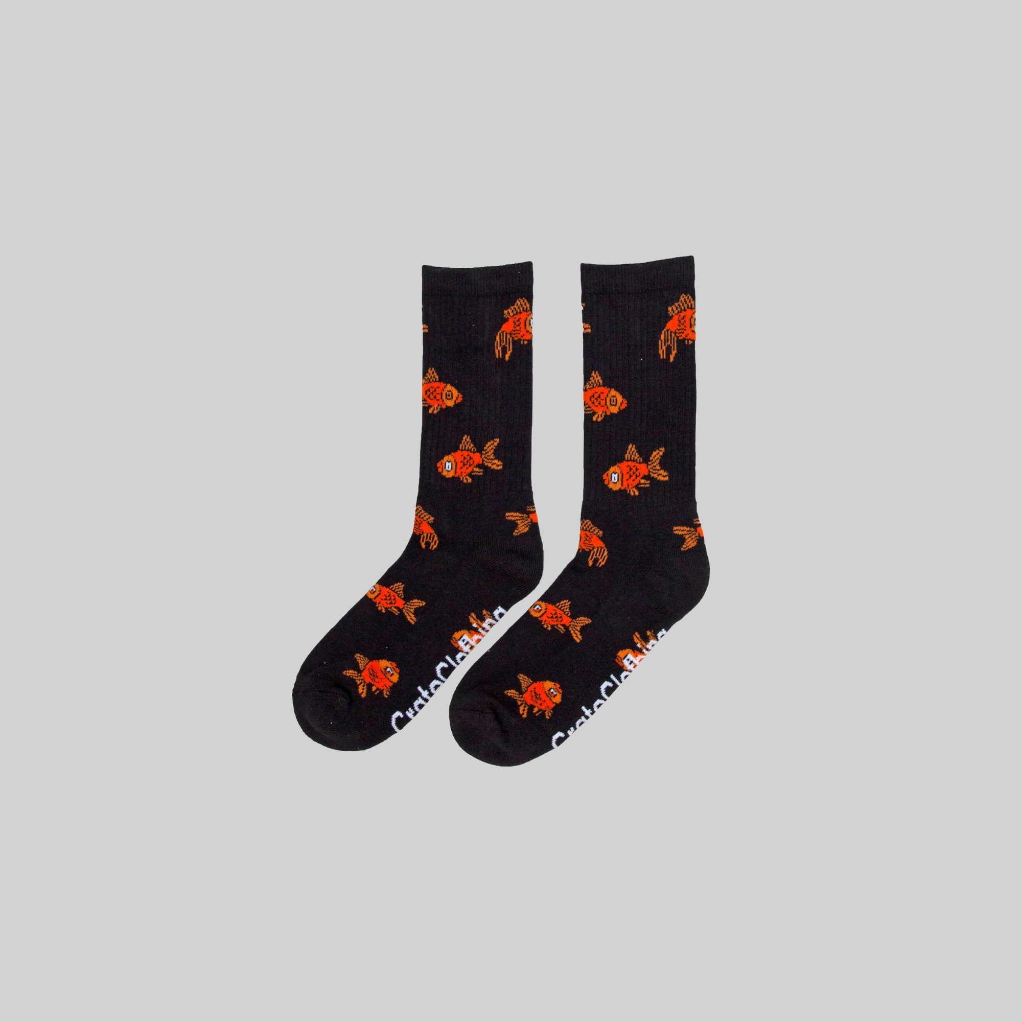 Golden days Socks-Blk