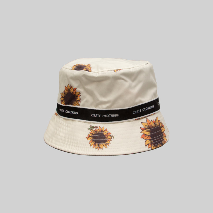 Unisex Sunflower Bucket Hat