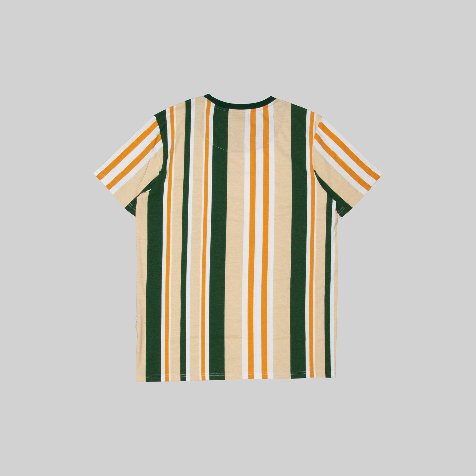 Mens Staggered Stripe T-Shirt