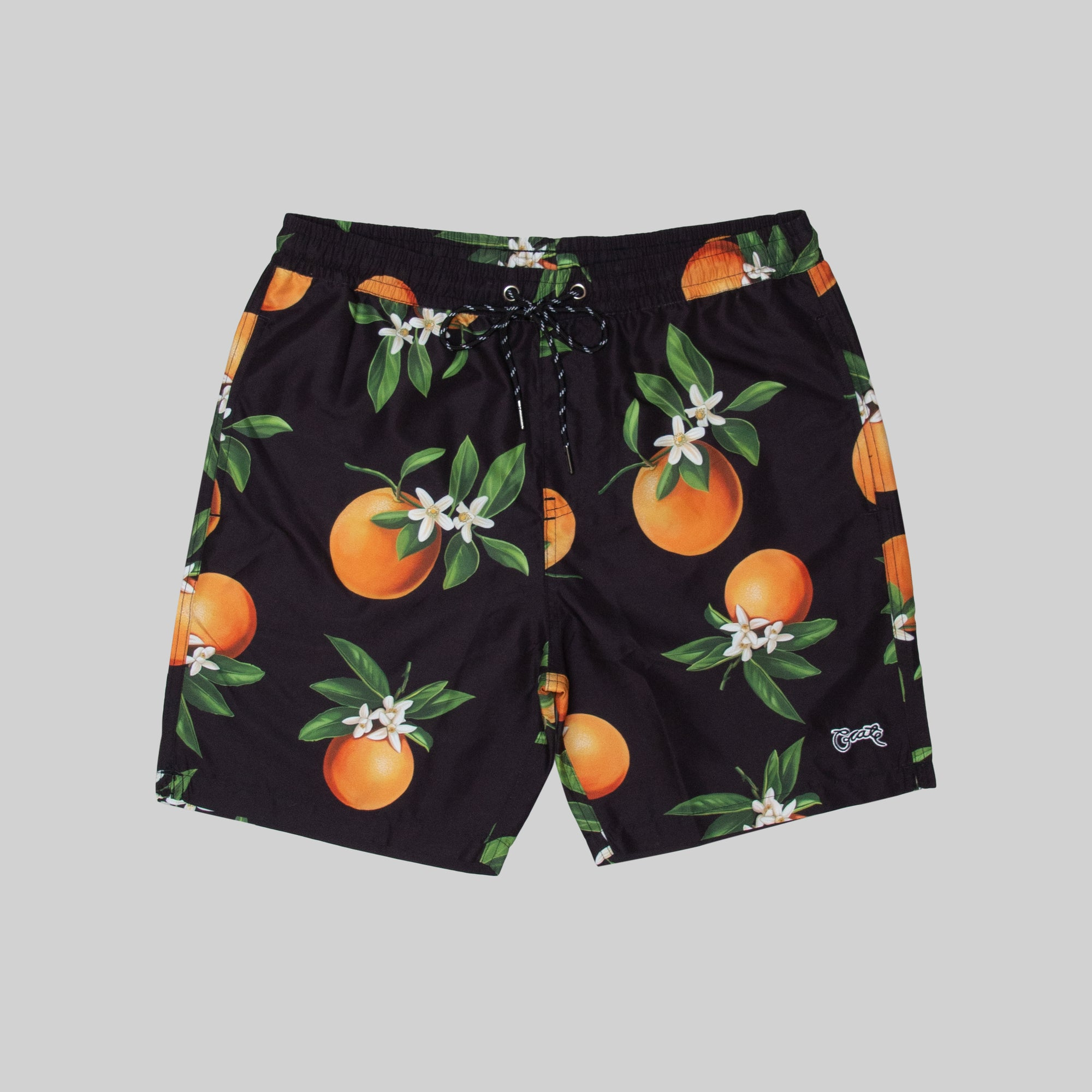 Mens Oranges Swim Short