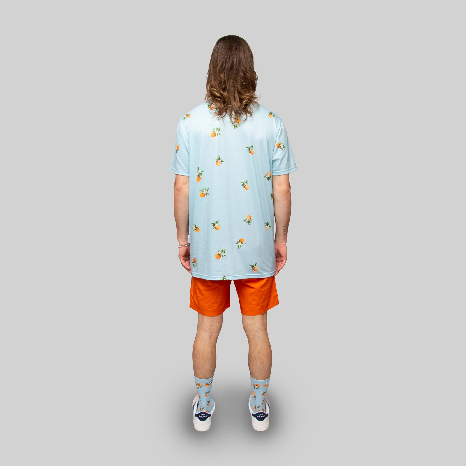 Mens All Over Oranges T-Shirt
