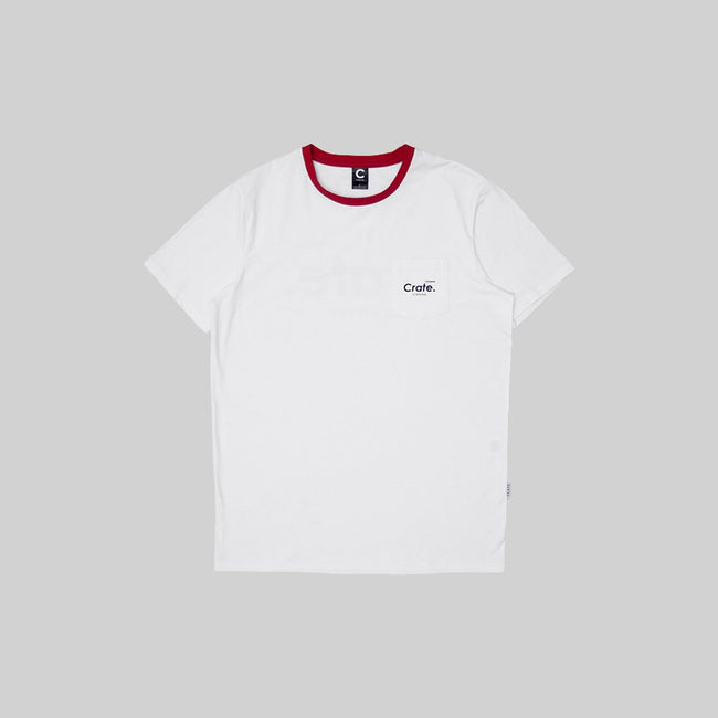 Mens Club T-Shirt White