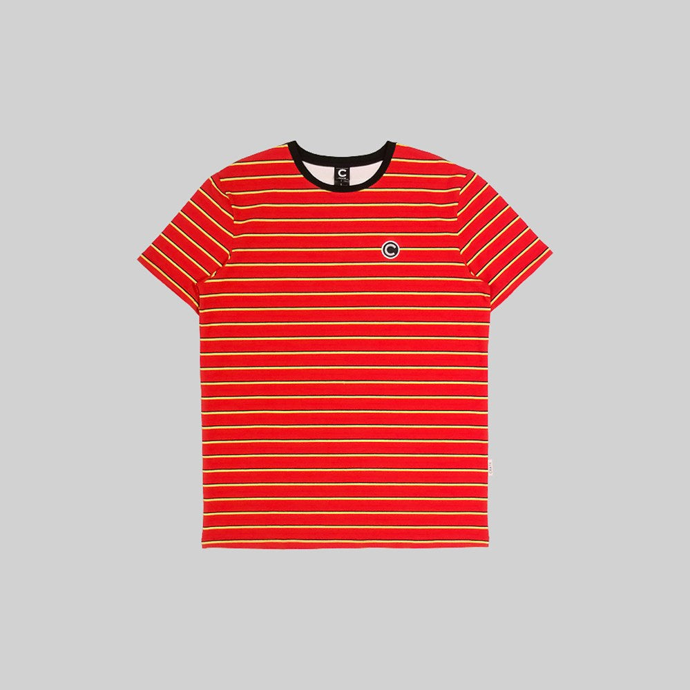 Mens Sailor T-Shirt Red