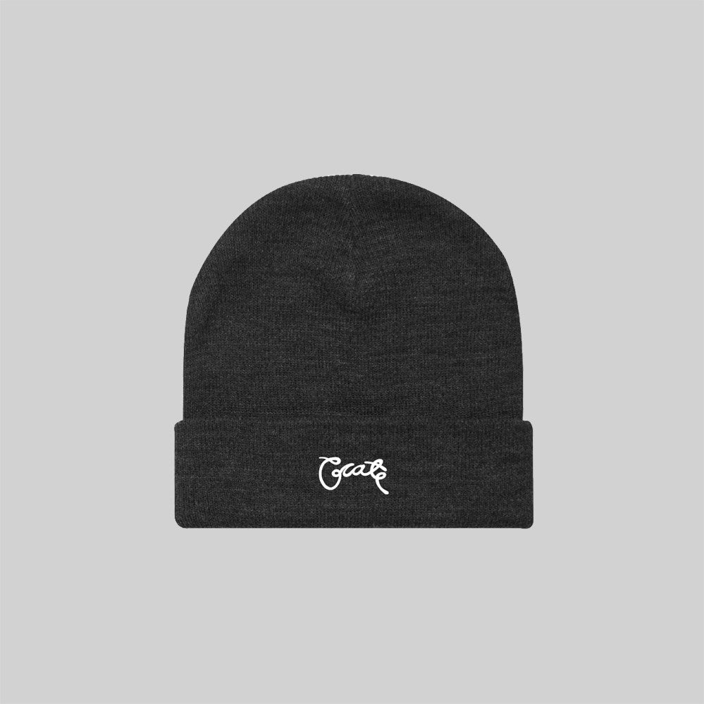 Unisex Scripted Beanie