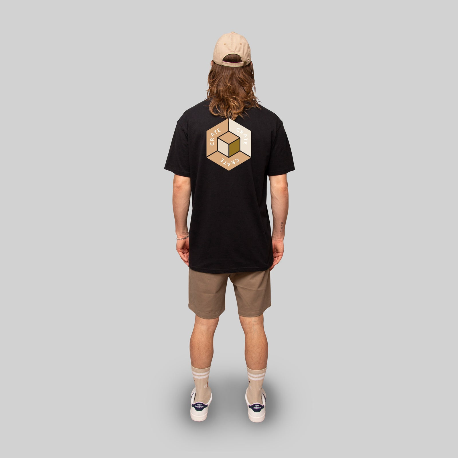 MENS HEX 3D T-SHIRT