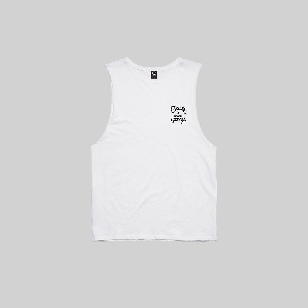 Men's Crate Day X Good George Muscle Tee