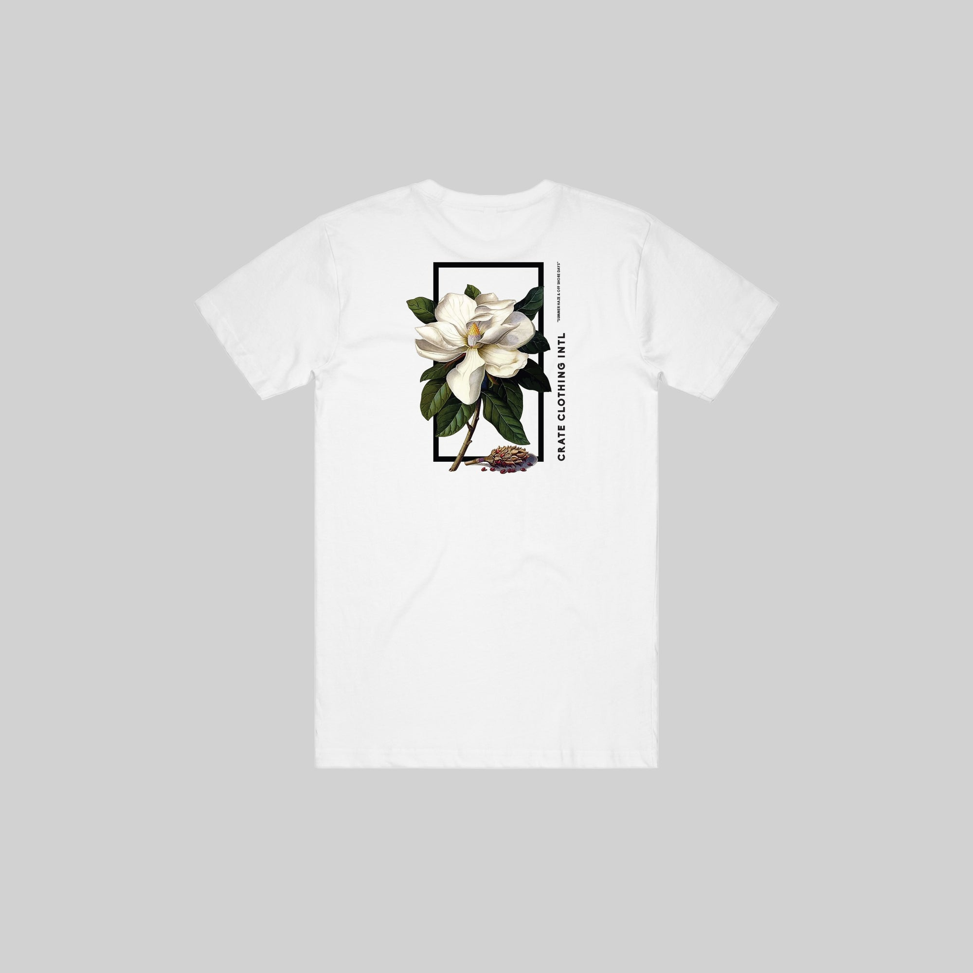 MENS FLOWER HAZE T-SHIRT
