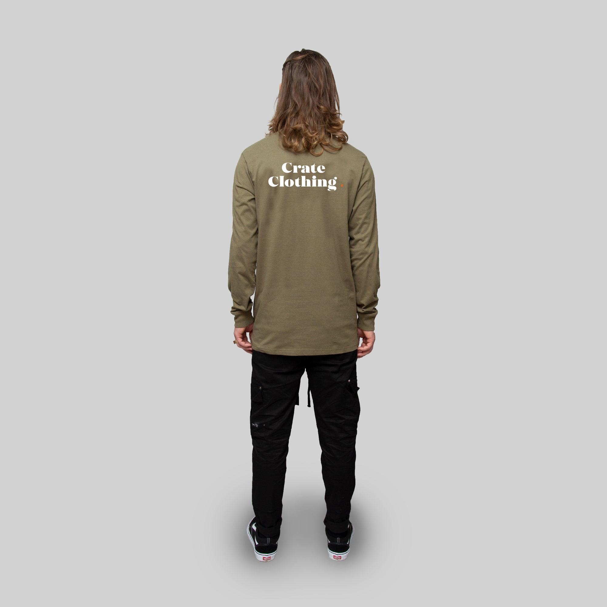Men's Modern Marley Long Sleeve T-Shirt