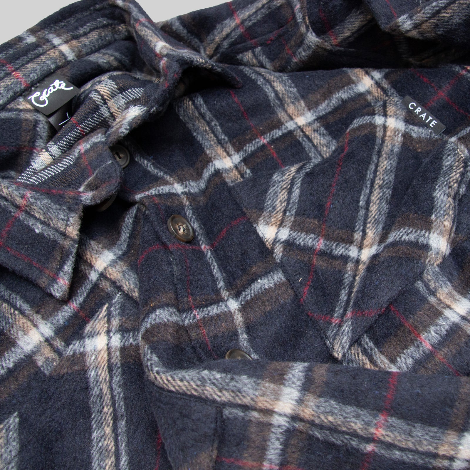 MEN'S MASON FLANNEL SHIRT