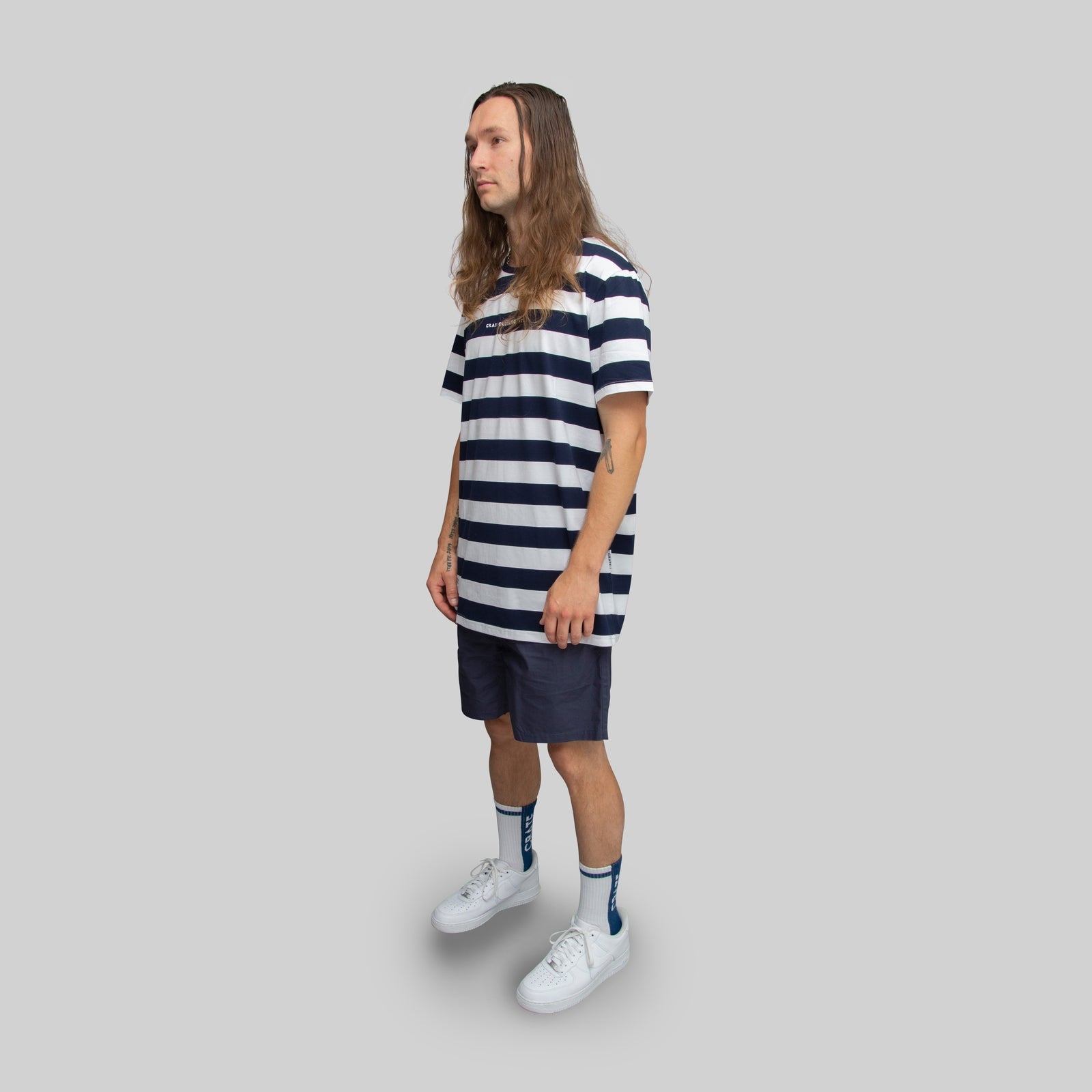 Men's Easy Stripe T-Shirt
