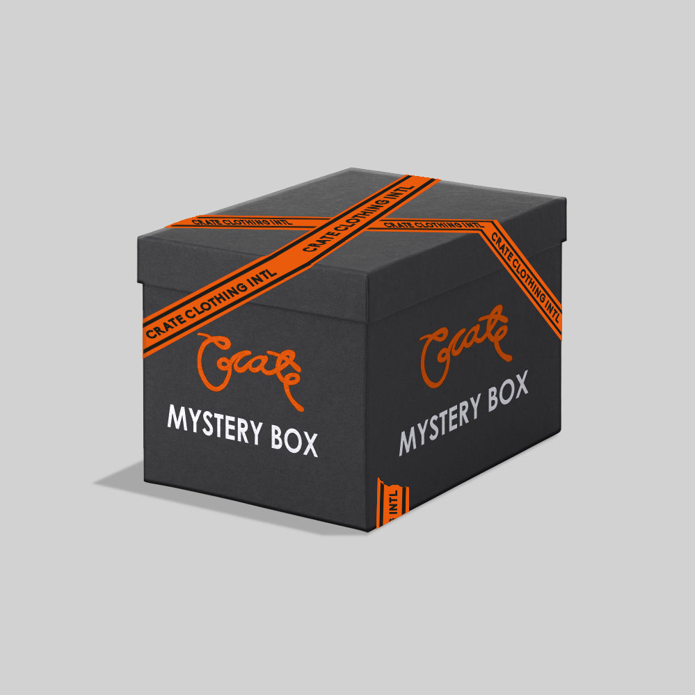 Crate $170 Mystery Box