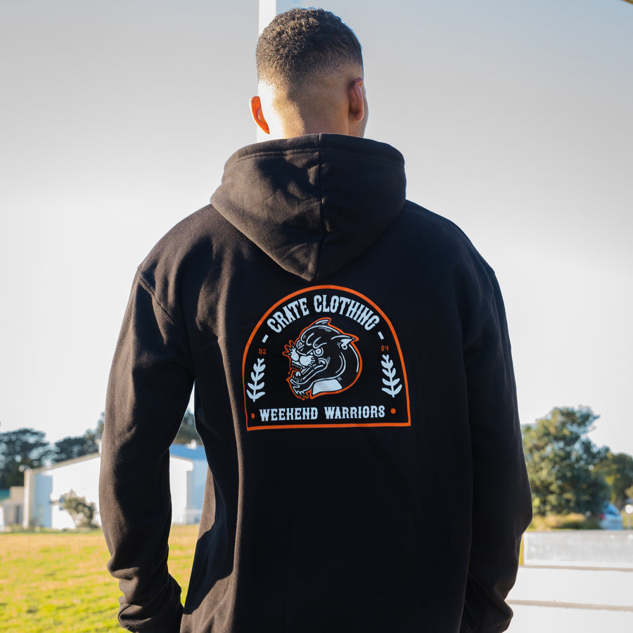 MENS WEEKEND WARRIOR HOODIE