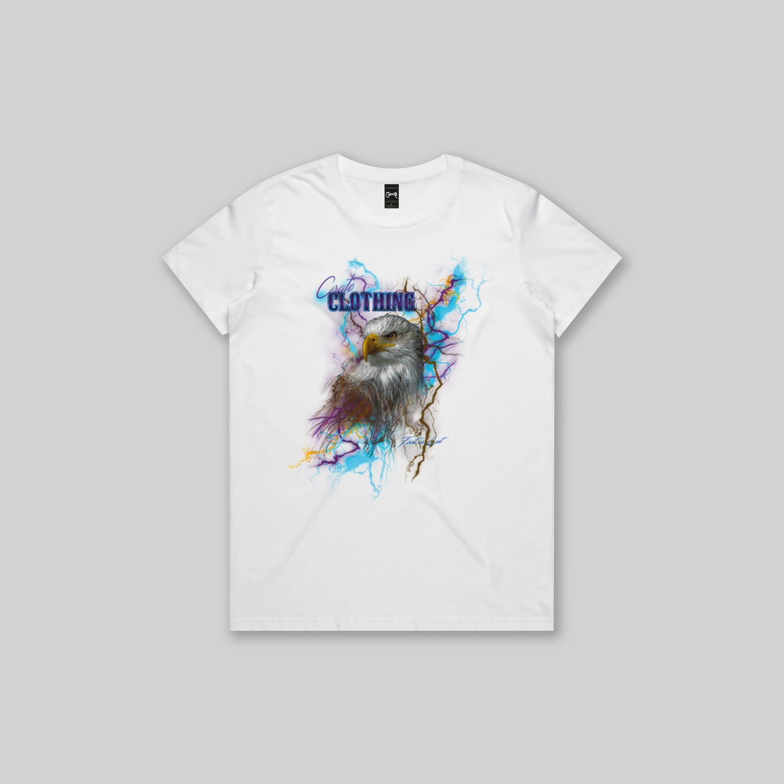 Womens Thunder Bird T-Shirt