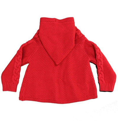 GIRL SWEATER (RED)