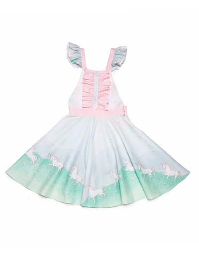 VALENTINA UNICORN PARADE MINT