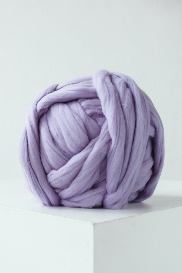 Diy Chunky Woolthick Yarn Thick Yarn Puffy Yarn Arm Knit Yarn Chunky Merino Wool Giant Yarn Diy Chunky Yarn Wool Yarn Lavender 397 Vertical