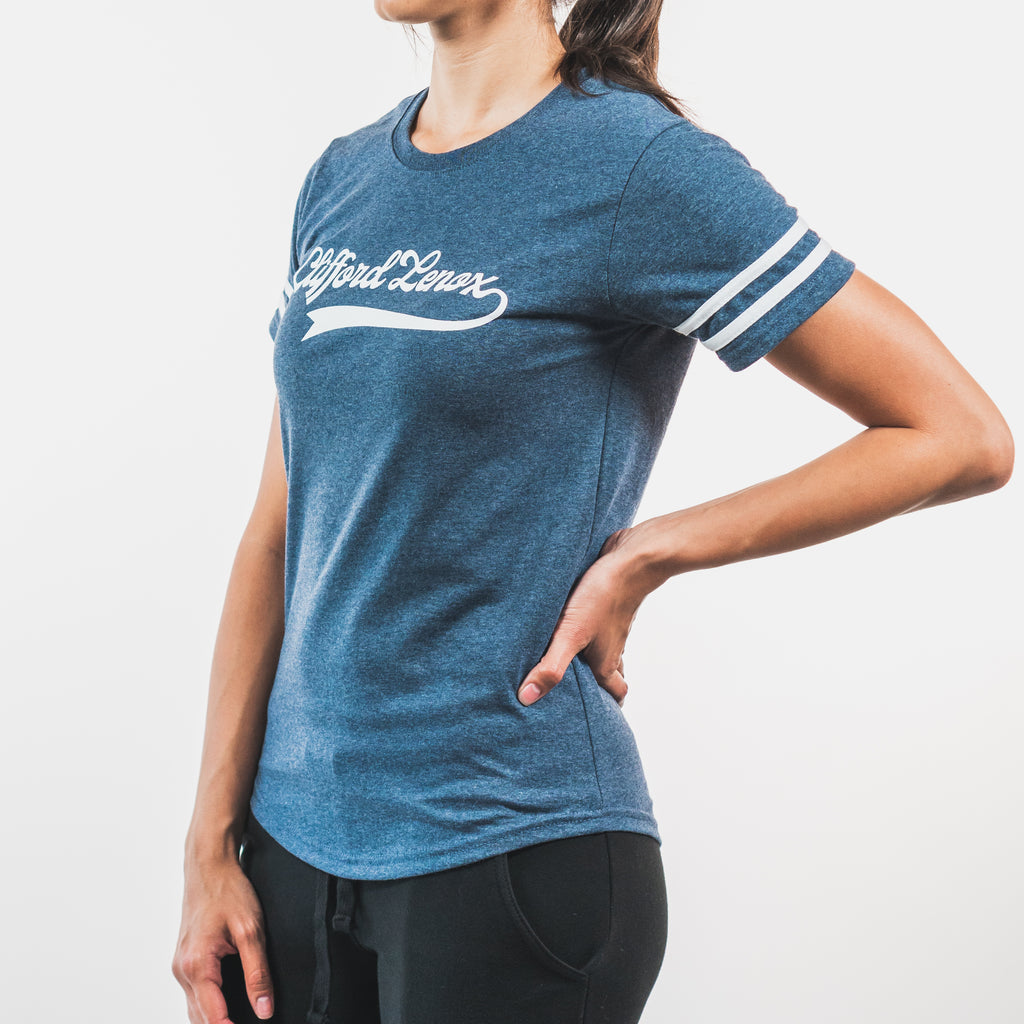 All-Star Training Day Tee // Blue Heather
